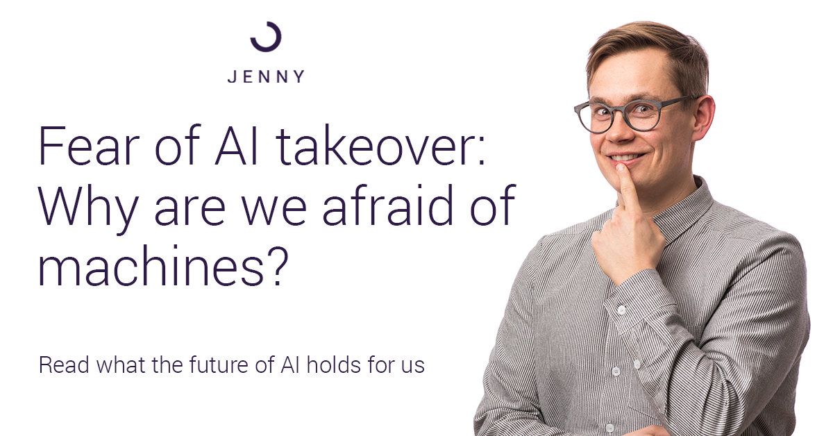 Should we afraid of artificial intelligence