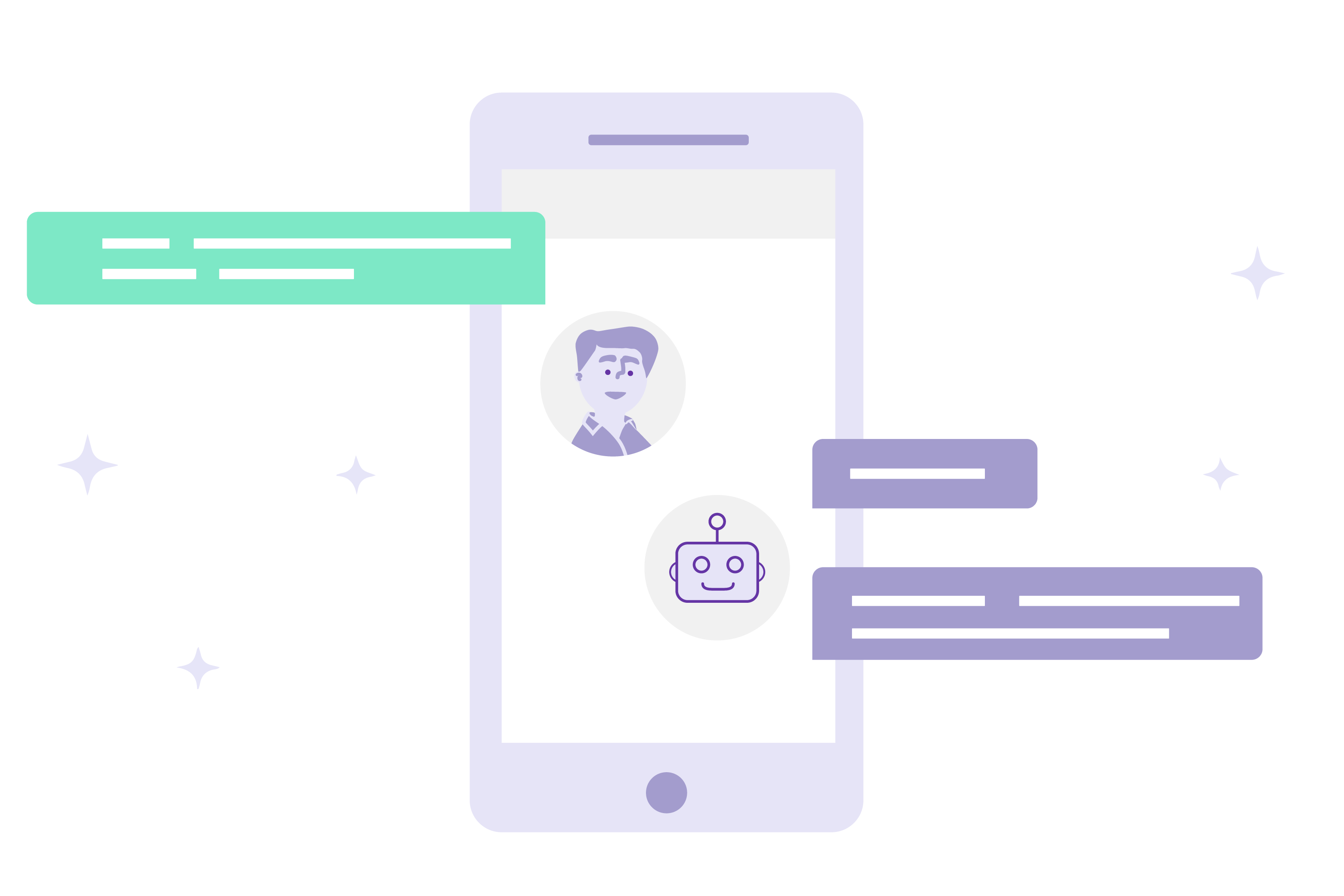 Automated Conversations in customer service chatbots from GetJenny