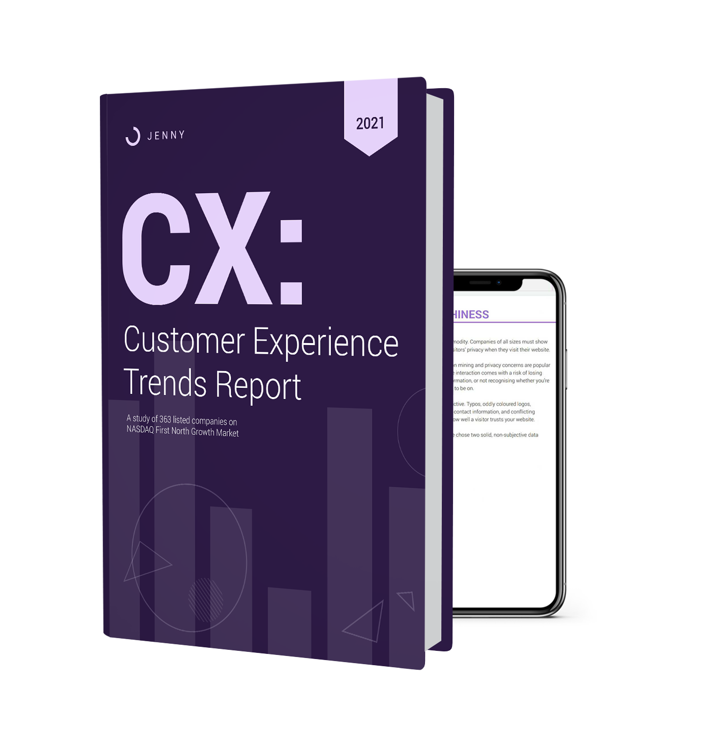 Customer Experience Trends Report for 2021 by GetJenny