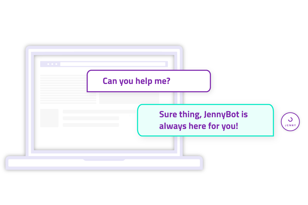 Answer customer FAQs with a chatbot - getjenny