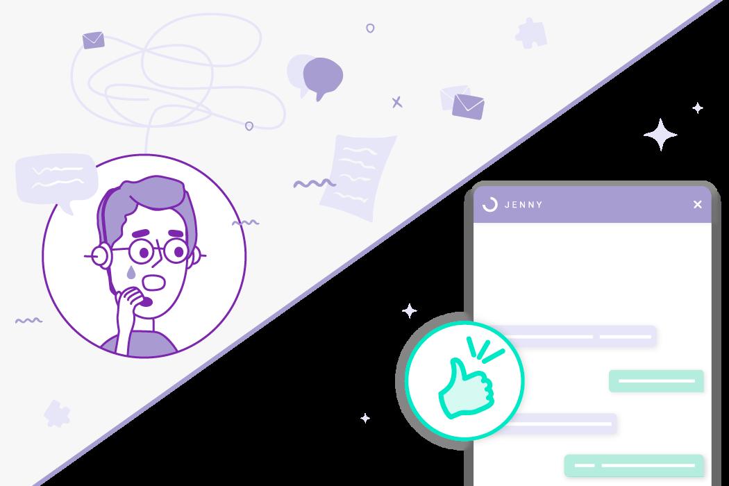 chatbot Demand Spike Protection - getjenny