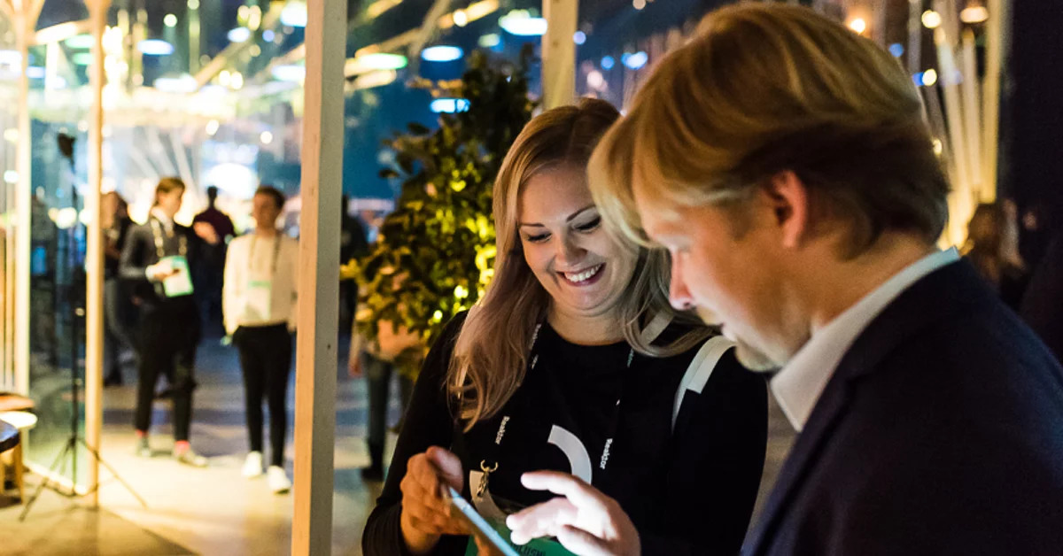 Human-directed AI chatbot GetJenny automates chat conversations at Slush-2